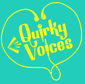 Quirky Voices Logo